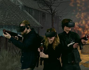 Virtual Reality / VR バーチャルリアリティ・VR
